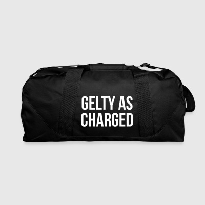 Gelty as Charged - Duffel Bag