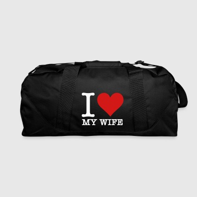 I Love My Wife - Duffel Bag
