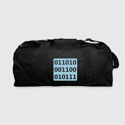 Binary Nerd - Duffel Bag
