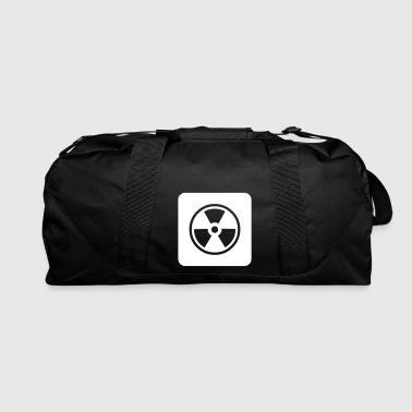 Caution: Radioactive - Duffel Bag