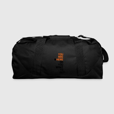 motivational - Duffel Bag