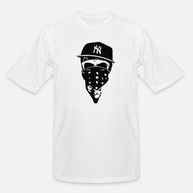 Gangster gangster - Men's Tall T-Shirt