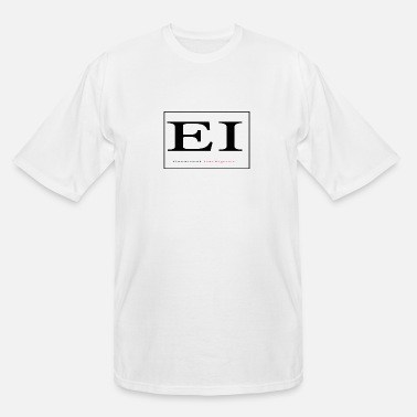 Emotion Emotional Intelligence! - Men's Tall T-Shirt