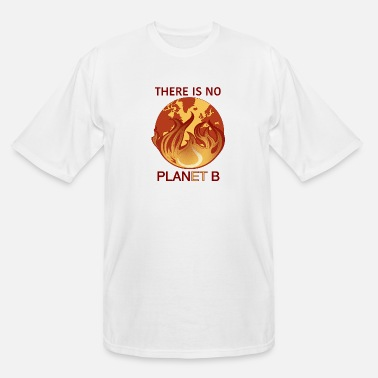 Planet B - Men's Tall T-Shirt