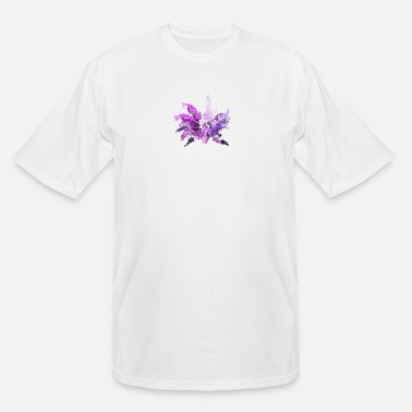 Lilac lilac - Men's Tall T-Shirt