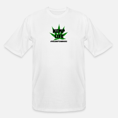 Hemp HEMP LIFE - Men's Tall T-Shirt