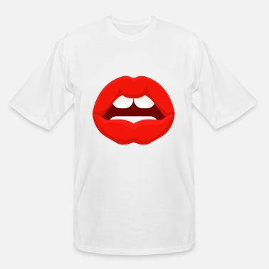 Mouth Mouth - Men's Tall T-Shirt