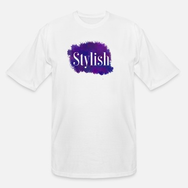 Stylish stylish - Men's Tall T-Shirt