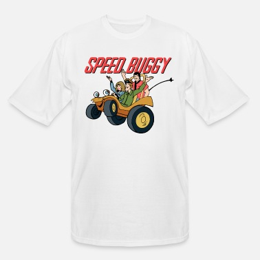 Hanna Speedbuggy - Men's Tall T-Shirt