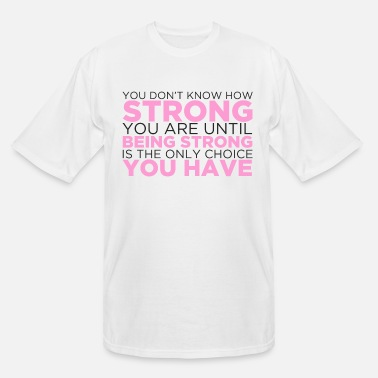 Target Breast Cancer Awareness - Men's Tall T-Shirt