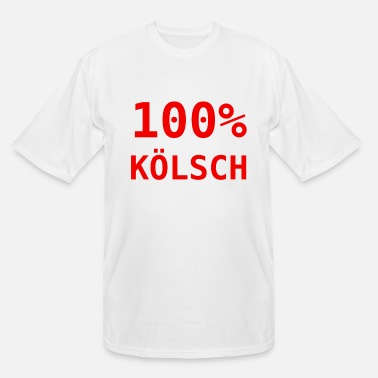 Kölsch 100% Kölsch - Men's Tall T-Shirt