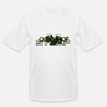 Stomp Queen of stomp design - Men's Tall T-Shirt