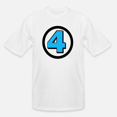 Fantastic 4 - Men's Tall T-Shirt