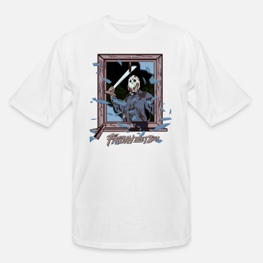 Friday 13th Friday the 13th - Men's Tall T-Shirt