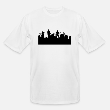 Concert concert - Men's Tall T-Shirt