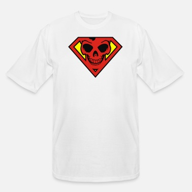 SuperSkull - Men's Tall T-Shirt
