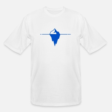 Iceberg Iceberg - Men's Tall T-Shirt