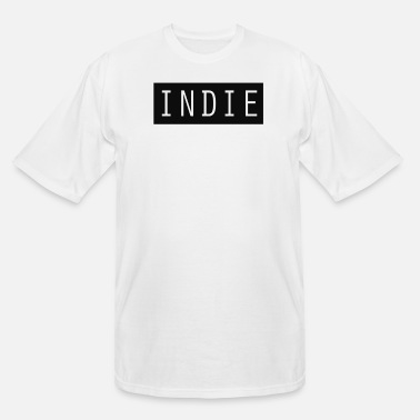 Indie indie - Men's Tall T-Shirt