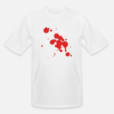 Bloody Bloody Bloody Shirt - Men's Tall T-Shirt