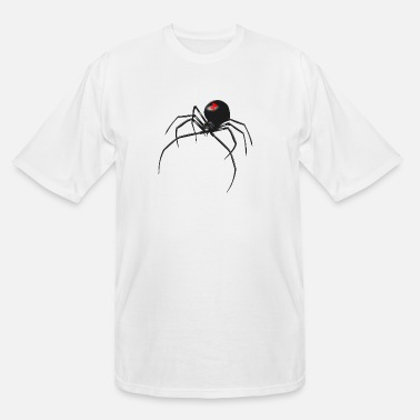 Black Widow - Men's Tall T-Shirt