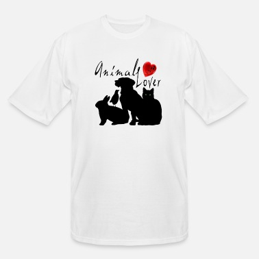 Animal Lover Animal Lover - Men's Tall T-Shirt
