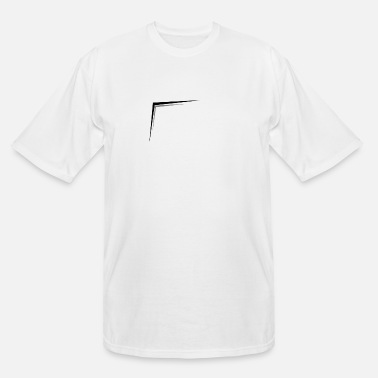 Corner corner png - Men's Tall T-Shirt