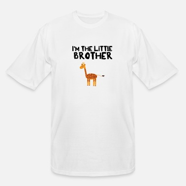 Little im the little brother - Men's Tall T-Shirt