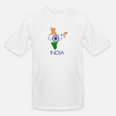 India india - Men's Tall T-Shirt