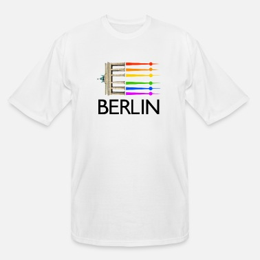 Berlin berlin - Men's Tall T-Shirt
