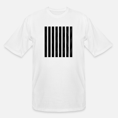 Strip Strips - Men's Tall T-Shirt