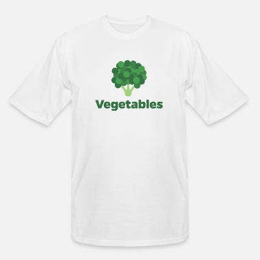 Vegetables Fresh Vegetables - Men's Tall T-Shirt