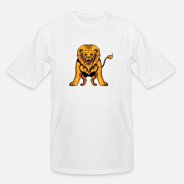 king lions 01 - Men's Tall T-Shirt