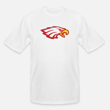 Soar DARE TO SOAR .... SOARING EAGLE - Men's Tall T-Shirt