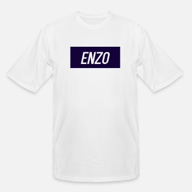 Enzo TechedTerror Merch - Men's Tall T-Shirt