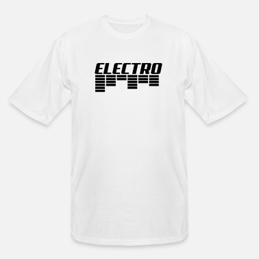 Electro electro - Men's Tall T-Shirt