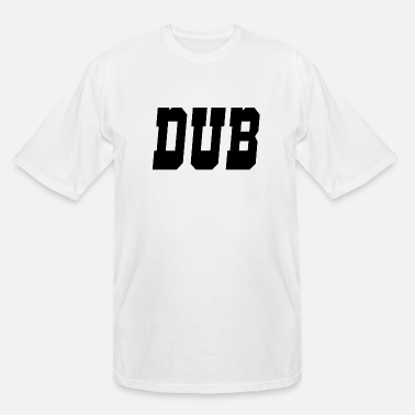 Dub dub - Men's Tall T-Shirt