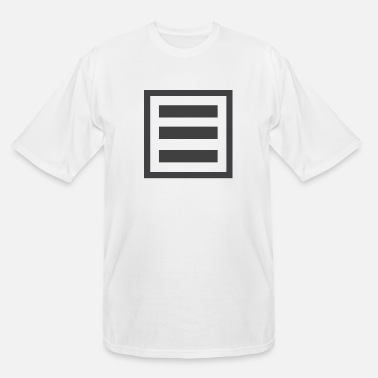 Form form - Men's Tall T-Shirt