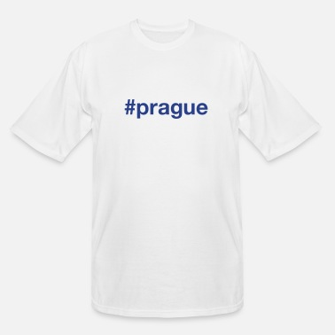 Pragus PRAGUE - Men's Tall T-Shirt