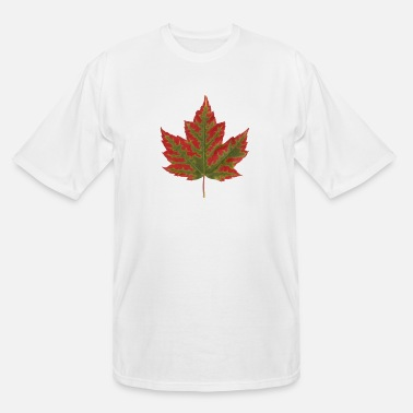 Leaf Canada Maple Leaf Gift - Men's Tall T-Shirt
