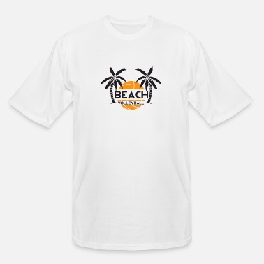Beach Volleyball Volleyball - Beach volleyball - Men's Tall T-Shirt