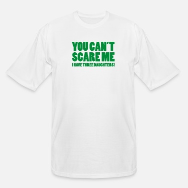 Teenager You Can't Scare Me - Men's Tall T-Shirt