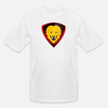 Lion Dog lion - Men's Tall T-Shirt