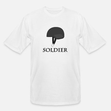 Soldier Soldier - Men's Tall T-Shirt