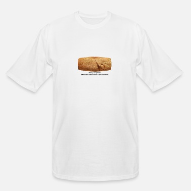Cylinder The Cyrus cylinder - Men's Tall T-Shirt