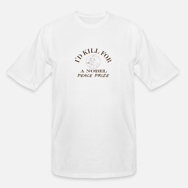 Prize Ceremony Nobel Prize - Men's Tall T-Shirt