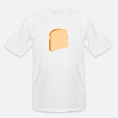 Toast Only Toast - Men's Tall T-Shirt