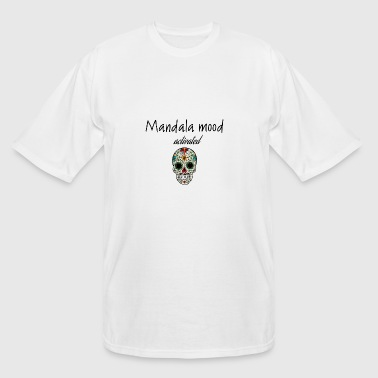 Mandala mood activated - Men's Tall T-Shirt