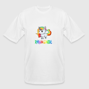 Raymonde Unicorn - Men's Tall T-Shirt