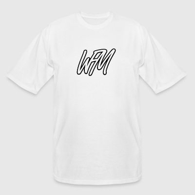 Script Logo / Wasatch Front Mopars (WFM) - Men's Tall T-Shirt