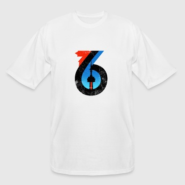 Toronto The Six - Men's Tall T-Shirt